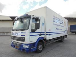 closed box truck > 7.5 t DAF LF 45 -160 2012