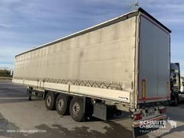 sliding curtain semi trailer Schmitz Cargobull Schuifzeil Bordwandsider 2012