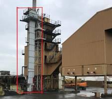 Asphalt mixing plant Ammann RC- Elevator 2016