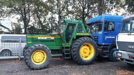 farm tractor Fiat 180-90 DT with Airco 1990