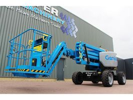 articulated boom lift wheeled Genie Z45/25 XC Diesel , 4x4 Drive, 16 m Working Height, 2018