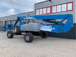 articulated boom lift wheeled Genie Z 135/70 2005