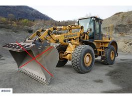 Radlader LiuGong CLG856-3 Wheel loader with weight and printer. See 2008