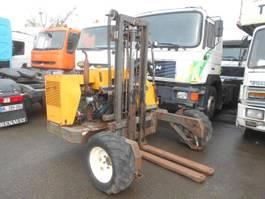 truck mounted forklift Transmanut TTA