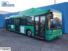 city bus Volvo 7700 CNG Gas Engine, city bus passenger transport,Airco, Automatic, euro 4. 2007
