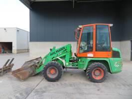 wheel loader Ammann AL100T 2002