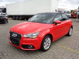hatchback car Audi A1 + Manual + Navi + Airco 2013