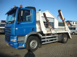 container truck DAF AE85CF 340 VDL SYTEEM 2005