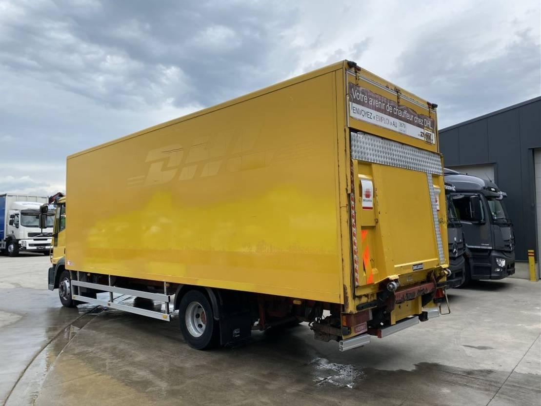 closed box truck > 7.5 t Iveco EUROCARGO 12E18 EURO 3 2004