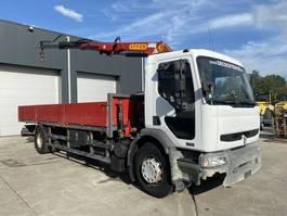 platform truck Renault Premium 270 + EFFER 95/2S 2002