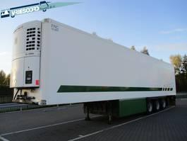 refrigerated semi trailer LAMBERET LVFS3A 2002