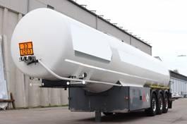 Tankauflieger Auflieger ROHR TAL MKZA  43500L 3 Kammmern ADR Pumpe 2001