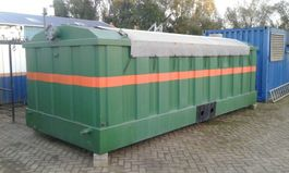 multi-compartment container Abarth open container