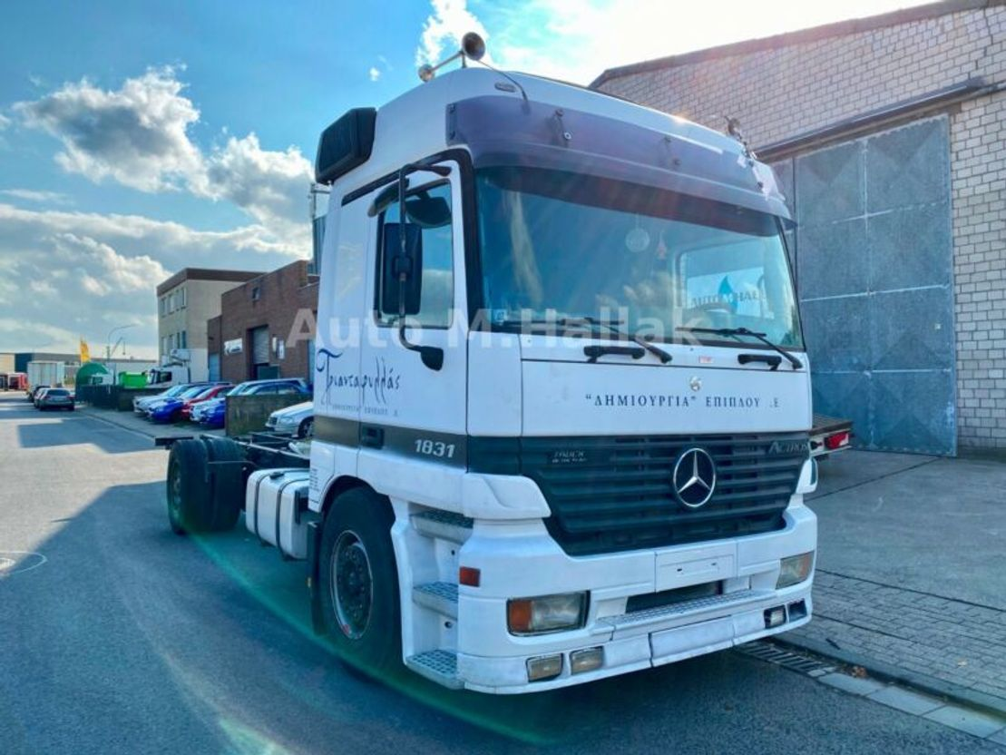 Fahrgestell LKW Mercedes-Benz Actros MPI 1831 L 4x2 Chassi