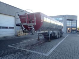 tipper semi trailer Kel-Berg Asfalt 2014