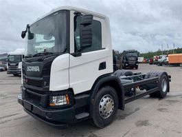 chassis cab truck Scania P280 XT 4x2 2019