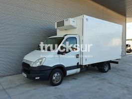 refrigerated closed box lcv Iveco Daily 35 C15 2014