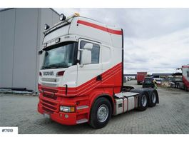 cab over engine Scania R620 6x4 WATCH VIDEO 2012