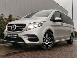 minivan - passenger coach car Mercedes-Benz V-KLASSE 250 CDI avantgarde amg 2017