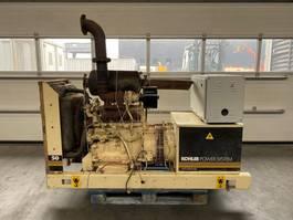 generator John Deere 4039 Kohler 50 kVA generatorset 1996