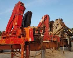 loader crane Hiab FASSI, PALFINGER, EFFER and OTHERS