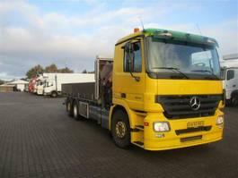 crane truck Mercedes-Benz MERCEDES-BENZ Actros 2541 L MP 2 2008 model