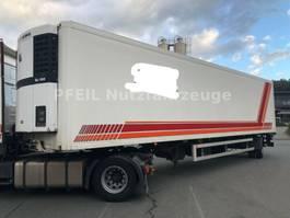 refrigerated semi trailer Ackermann Kühlauflieger- Cityliner- Lenkachse- LBW 2000