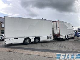 closed box trailer DRACO Draco14-wipcar icm Scania14-G410-6x2 koelvries-combi 2014