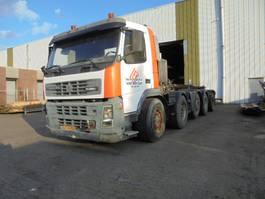 container truck Terberg FM 2850 -T 10X8 2003