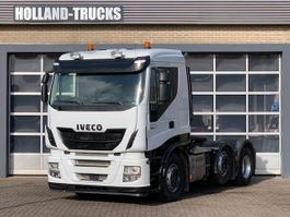 cab over engine Iveco Stralis 440 AS440S48 6x2/4 - Flat roof - Hydraulics 2016