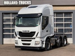 cab over engine Iveco Stralis 440 AS440S48 6x2/4 - 2 Tanks 2015