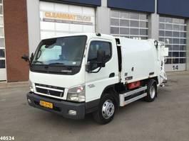 garbage truck Mitsubishi Canter 7C15 5m3 2010