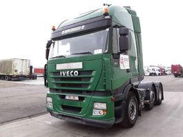 cab over engine Iveco Stralis 500 6x2 lift-lenk Zf intarder 2009
