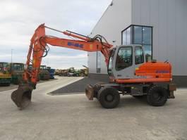 wheeled excavator Fiat Kobelco E175W 2004