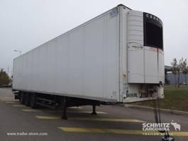 refrigerated semi trailer Schmitz Cargobull Diepvriesopbouw Multitemp 2011
