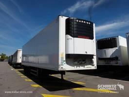 refrigerated semi trailer Schmitz Cargobull Diepvriesopbouw Standaard Dubbeldeks Hydr. laadklep 2013