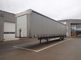 sliding curtain semi trailer Fliegl 34 pl. 2008