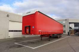 sliding curtain semi trailer Kel-Berg 34 pl. 2016