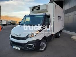 refrigerated closed box lcv Iveco 35 C15 2015