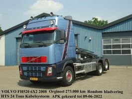 container truck Volvo FH520 6X2R FAL9.0 RAL21 RADT-AR 2008