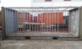 other containers Abarth 20ft flat met rekken