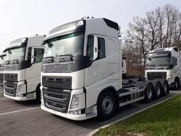 chassis cab truck Volvo FH 540 Globe 8x4/4 tridem 2020