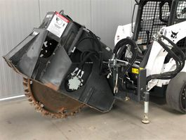 skid steer crawler loader Bobcat WS 18 Wheelsaw 2012