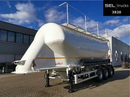 tank semi trailer semi trailer Kässbohrer SSL-35 / 35.000 l / Alu-Felgen / NEU!!