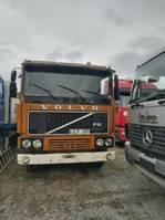 drop side truck Volvo F10 1986