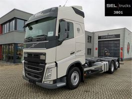 swap body truck Volvo FH 500 / 2 Tanks / Liftachse / German 2016