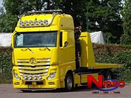 other trucks Mercedes-Benz ACTROS 2542 CRANE 27.5 TON BRILLE 6 TON unused 2013