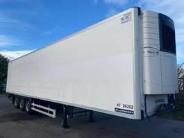 refrigerated semi trailer LAMBERET CARRIER VECTOR 1950 MT - MULTI TEMP - DIESEL + ELECTRIC - 2015 2015