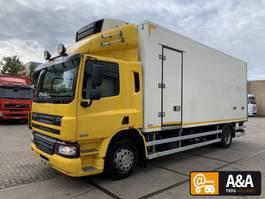 refrigerated truck DAF CF 65 -220 4x2 Frigo Carrier Supra EURO 5 2011