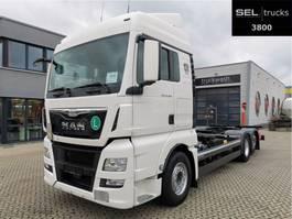 swap body truck MAN TGX 26.480 6x2-2 LL / Intarder / German 2017